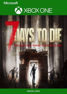7 Days to Die Xbox One (UK) cheap key to download