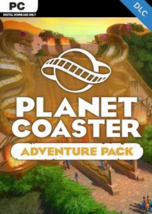 Planet Coaster PC - Adventure Pack DLC cheap key to download