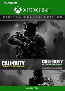 Call of Duty Infinite Warfare - Digital Deluxe Edition Xbox One (UK) cheap key to download
