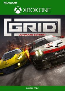 GRID Ultimate Edition Xbox One (UK) cheap key to download