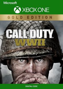 Call of Duty WWII - Gold Edition Xbox One (UK) cheap key to download