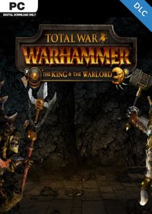 Total War WARHAMMER – The King and the Warlord DLC cheap key to download