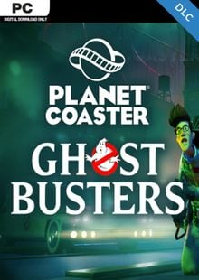 Planet Coaster PC - Ghostbusters DLC cheap key to download