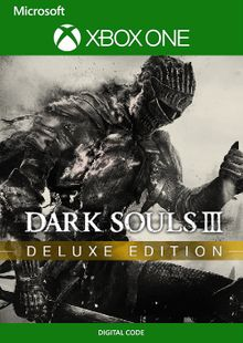 Dark Souls III 3 - Deluxe Edition Xbox One (UK) cheap key to download