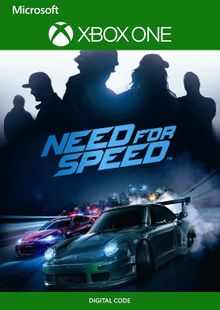 Need for Speed Xbox One (UK) cheap key to download