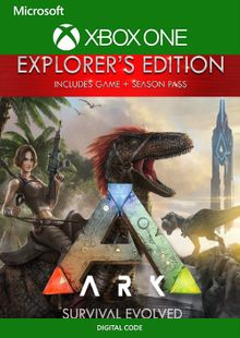 ARK Survival Evolved Explorers Edition Xbox One (UK) cheap key to download