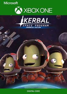 Kerbal Space Program Enhanced Edition Xbox One (UK) cheap key to download