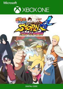 Naruto Shippuden Ultimate Ninja Storm 4 Road to Boruto Xbox One (UK) cheap key to download
