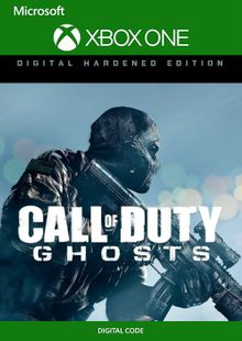 Call of Duty Ghosts Digital Hardened Edition Xbox One (UK) cheap key to download
