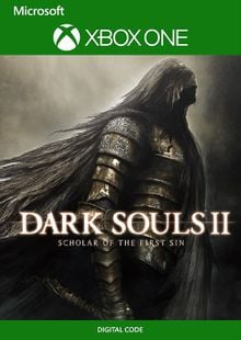Dark Souls II 2 - Scholar of the First Sin Xbox One (UK) cheap key to download
