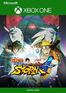 Naruto Shippuden Ultimate Ninja Storm 4 Xbox One (UK) cheap key to download
