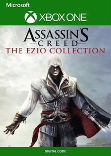 Assassin's Creed - The Ezio Collection Xbox One (UK) cheap key to download