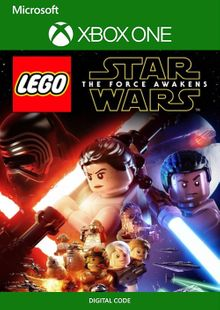 LEGO Star Wars The Force Awakens Xbox One (UK) cheap key to download
