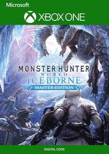 Monster Hunter World Iceborne Master Edition Xbox One (UK) cheap key to download
