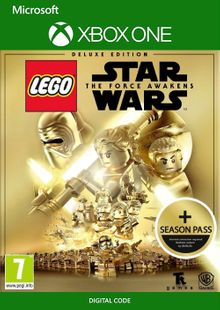 LEGO Star Wars The Force Awakens - Deluxe Edition Xbox One (UK) cheap key to download