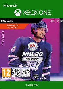 NHL 20: Standard Edition Xbox One cheap key to download