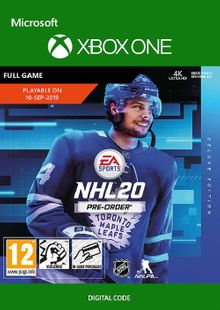 NHL 20: Deluxe Edition Xbox One billig Schlüssel zum Download