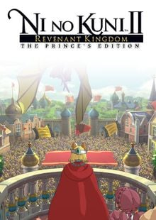 Ni No Kuni II Revenant Kingdom - Princes Edition PC billig Schlüssel zum Download