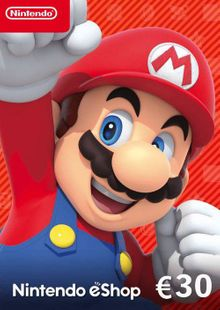 Nintendo eShop Card - €35 cheap key to download