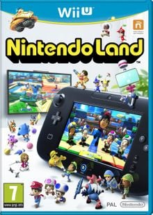 Nintendo Land Wii U - Game Code billig Schlüssel zum Download