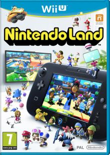 Nintendo Land Wii U - Game Code cheap key to download