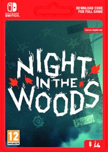 Night in the Woods Switch clé pas cher à télécharger