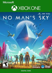 No Man's Sky Xbox One (UK) cheap key to download