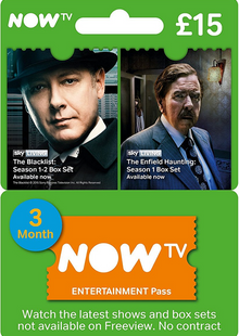 NOW TV - Entertainment 3 Month Pass cheap key to download