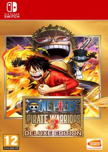 One Piece Pirate Warriors 3 - Deluxe Edition Switch cheap key to download