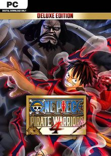 One Piece: Pirate Warriors 4 - Deluxe Edition PC + DLC clé pas cher à télécharger