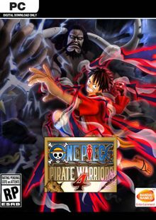 One Piece: Pirate Warriors 4 PC clé pas cher à télécharger