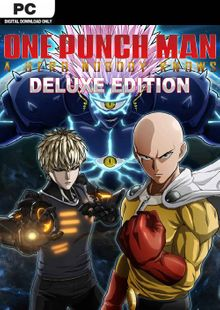 One Punch Man: A Hero Nobody Knows - Deluxe Edition PC clé pas cher à télécharger
