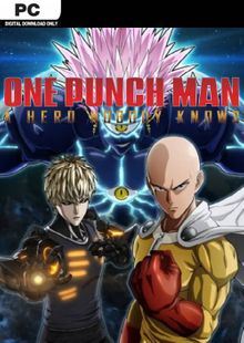 One Punch Man: A Hero Nobody Knows PC billig Schlüssel zum Download