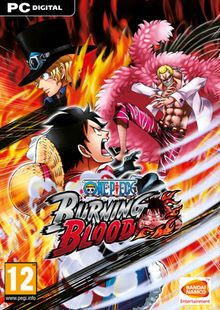 One Piece Burning Blood PC clé pas cher à télécharger