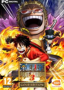 One Piece Pirate Warriors 3 Gold Edition PC cheap key to download