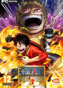 One Piece Pirate Warriors 3 PC cheap key to download