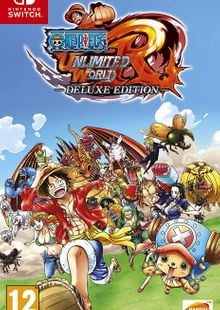 One Piece: Unlimited World Red Deluxe Edition Switch clé pas cher à télécharger