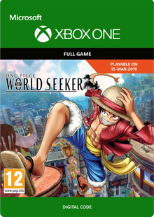 One Piece World Seeker Xbox One cheap key to download