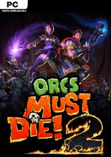 Orcs Must Die! 2 PC cheap key to download
