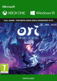 Ori & the Will of the Wisps Xbox One / PC clé pas cher à télécharger