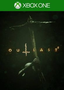 Outlast 2 Xbox One (UK) cheap key to download