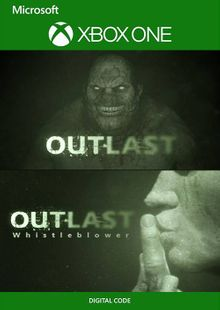Outlast Bundle of Terror Xbox One (UK) cheap key to download