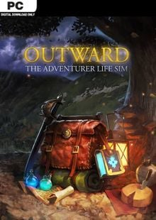 Outward PC + DLC cheap key to download