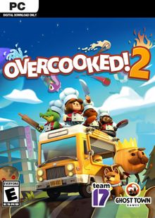 Overcooked 2 PC billig Schlüssel zum Download