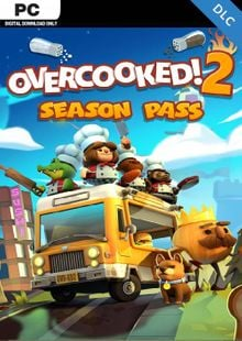 Overcooked 2 - Season Pass PC - DLC billig Schlüssel zum Download