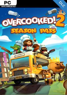 Overcooked 2 - Season Pass PC - DLC cheap key to download
