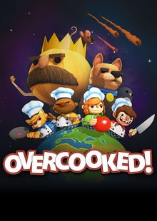 Overcooked PC cheap key to download