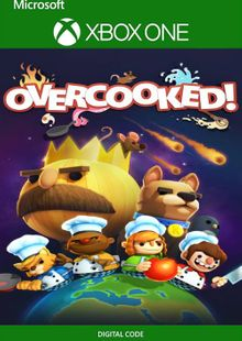 Overcooked Xbox One (UK) cheap key to download
