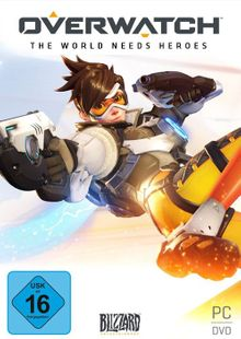 Overwatch Standard Edition PC billig Schlüssel zum Download