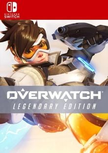 Overwatch Legendary Edition Switch clé pas cher à télécharger